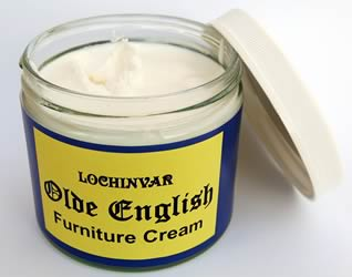 Lochinvar Olde English Furniture Cream